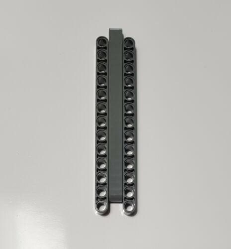 3x LEGO Technic LIFT braccia larga 1x13 GRIGIO SCURO 41239 Technology 4261932