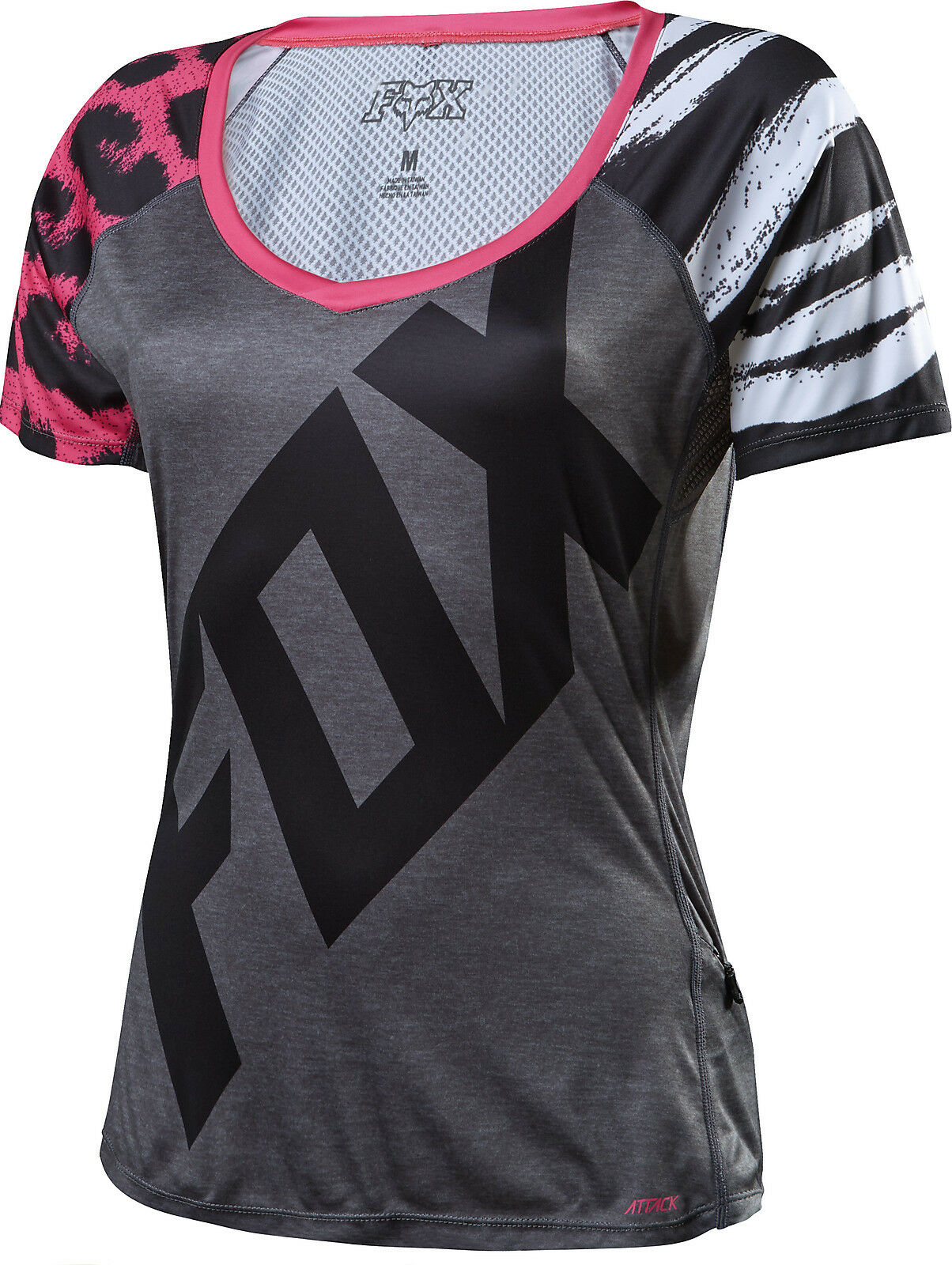 Fox Racing Womens Lynx s s Jersey Pink   official quality