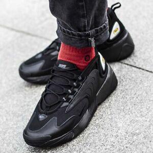 chaussure nike zoom 2k noire