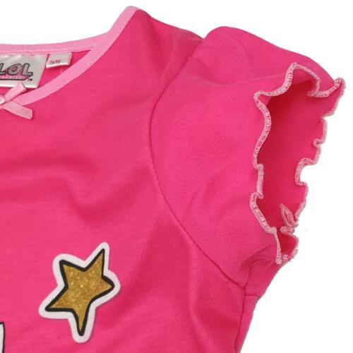 2-8 anni bambina 98-128 NUOVO LOL Surprise Bambini Camicia da notte tempo libero abito L.o.l
