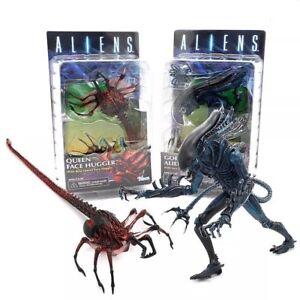 Aliens-Action-Figur-Alien-vs-Predator-Gorilla-Hugger-Xenomorph-NECA-Figuren-NEU