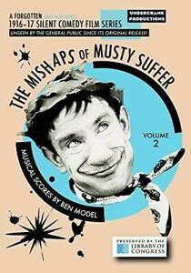 The-Mishaps-of-Musty-Suffer-Volume-2-New-DVD