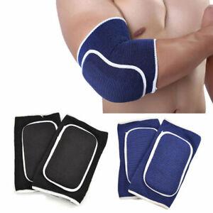 Schaumstoffpolster-Arm-Ellenbogenschutz-Brace-Sport-Guard-Knieschoner-Supplys