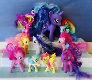 My Little Pony Lot Of Ponies MLP