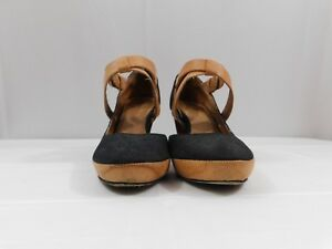 51fe9971178 Anthropologie Schuler and Sons Women s Mary Jane High Heels Size 9M ...