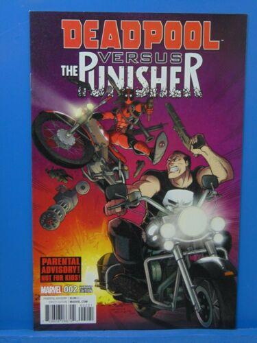 Deadpool vs Punisher #2 Variant Edition Marvel Comics CB16371