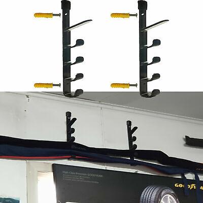 Horizontal Ceiling Rack For Fishing Rod Storage Pole Reel Wall Mount Rack Holder | eBay