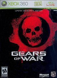 Gears of War Limited Edition XBOX 360 COMPLETE