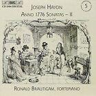 Haydn Complete Solo Keyboard Music Vol 5 - ANNO 1776 Sonatas II /brautigam AUD