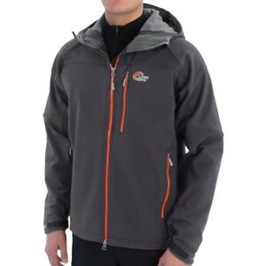 Details about Lowe Alpine Helios Soft Shell Mens Jacket BRAND NEW WITH TAGS  WIND PROOF M