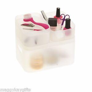 6 pi ces beaut organiseur maquillage produits de. Black Bedroom Furniture Sets. Home Design Ideas