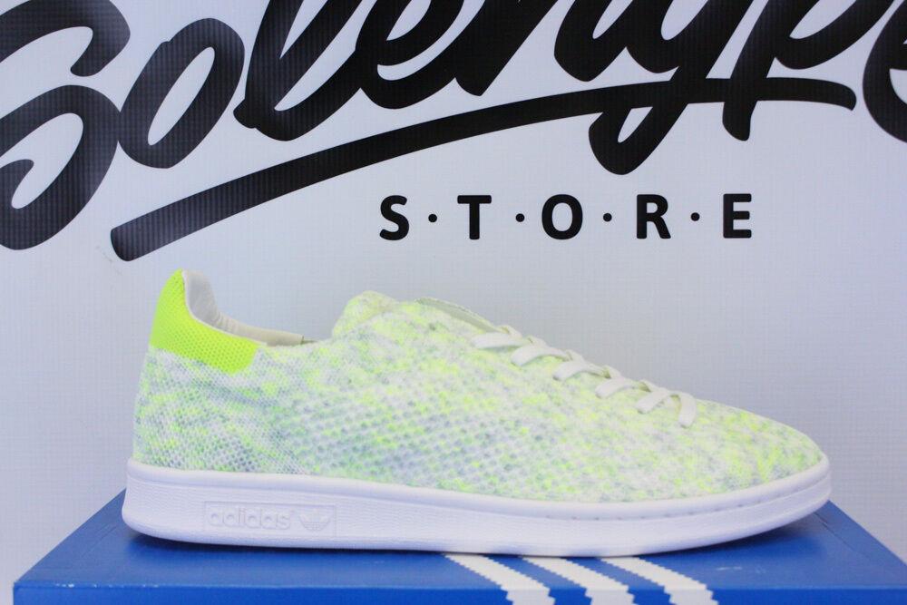 Adidas Primeknit Stan Smith PK Primeknit Adidas Correr Blanco electricidad BA7439 4e729a