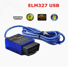 ELM327 Interface USB OBD2 II Can-Bus Auto Automobil Diagnostik Auto Scanner V1.5