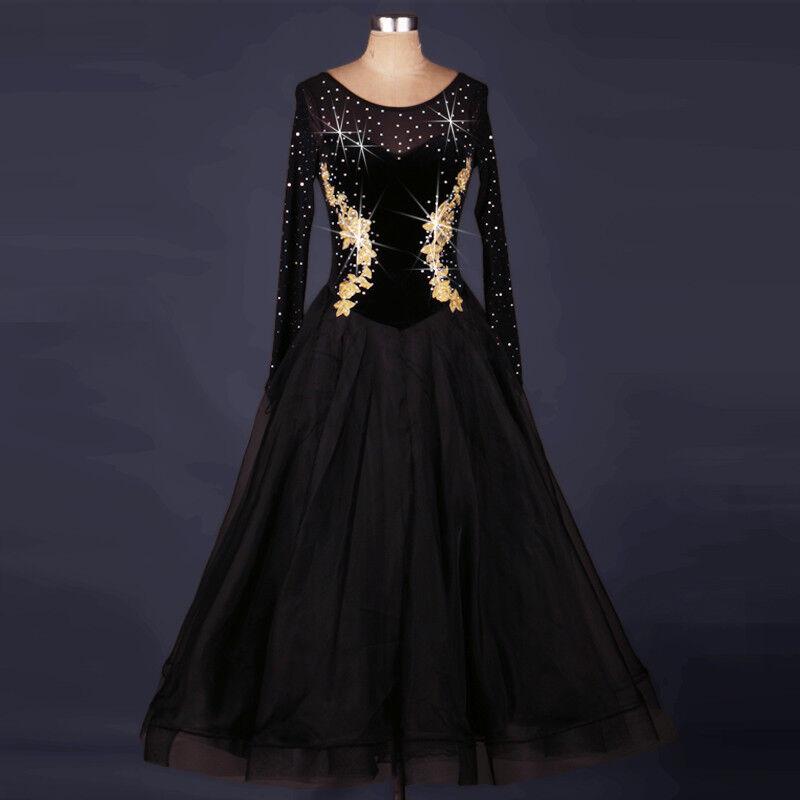 NEU Latino salsa Kleid TanzKleid Standard LatinaKleid Latein Turnierkleid FM217