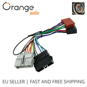Wiring-Lead-Harness-Adapter-for-Chrysler-1984-to-2002-ISO-stereo-plug-adaptor