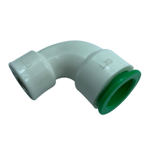 PPR Thread Elbow Tube Fittings Quick Connector B