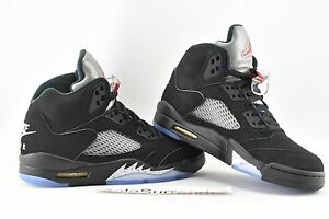 best website aabf5 9247c Image is loading Air-Jordan-5-Retro-CHOOSE-SIZE-845035-003-