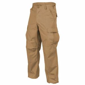 Helikon-Tex-BDU-Hose-Trouser-Ripstop-Uniform-Coyote-Cargo-Pants-SP-BDU-PR-11