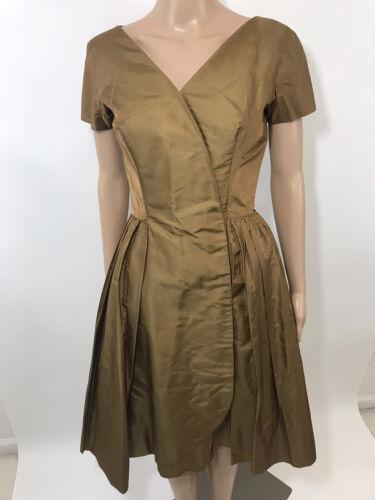 50s/60s Designer Dress