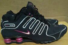 item 7 2012 Womens Nike Shox NZ 488312-011 EU Black Sail Rave Pink Shoes.  Size 7.5 -2012 Womens Nike Shox NZ 488312-011 EU Black Sail Rave Pink Shoes. 1321ed3d8