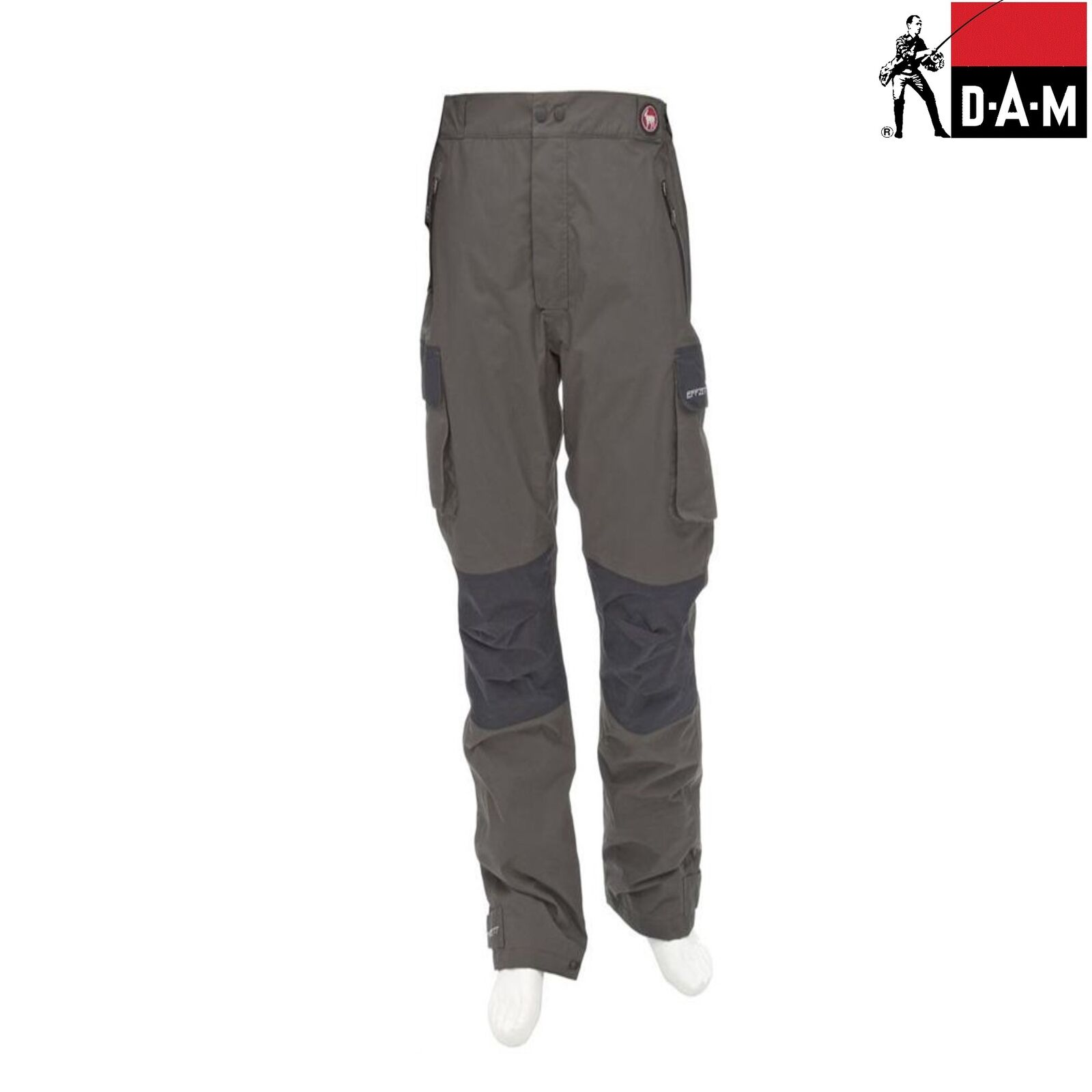 DAM FZ Technical All-Round Trousers | 10-Layer | 100% Waterproof | 100% Nylon