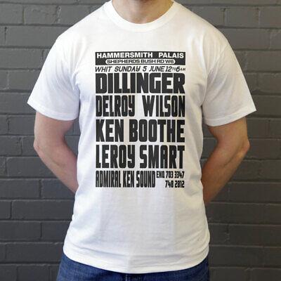 The Clash /'White Man in Hammersmith Palais/' T-Shirt