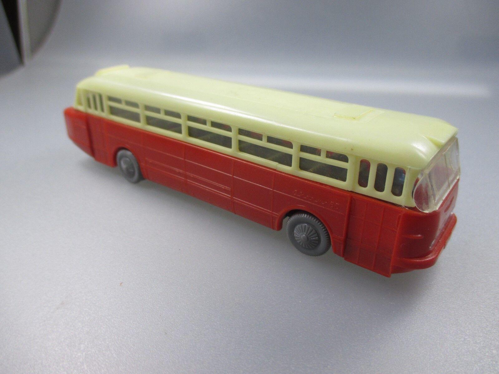 Espewe  Ikarus 66 bus, grisE roues, de nos premières modèle, rarement, échelle h0 (gk28)