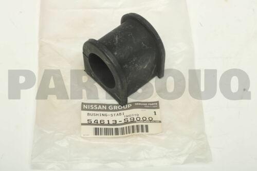 54613S9000 Genuine Nissan BUSH-STABILIZER 54613-S9000