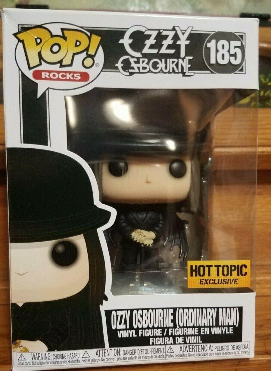 Funko Pop Ozzy Osbourne Ordinary Man