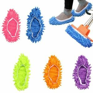 Mop-Shoes-Dust-Cover-Household-Kitchen-Floor-Cleaning-Tools-Fiber-Socks-Supply