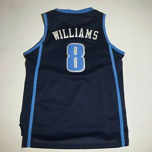 Utah-Jazz-Deron-Williams-8-Stitched-Jersey-YOUTH-L-14-16-2-Length