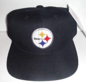 683870ec310782 Image is loading PITTSBURGH-STEELERS-SPORTS-SPECIALTIES-VINTAGE-NFL-SIZE-7-