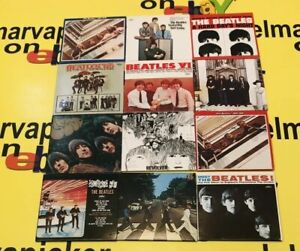 Beatles-Record-Covers-Album-Covers