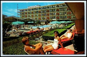 WASHINGTON-DC-Postcard-Marriott-Motor-Hotel-G13