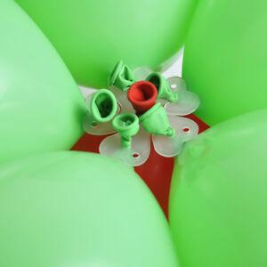 Clip-10pcs-Party-Xmas-Wedding-Birthday-Tie-Decoration-Balloon-Plum-flower