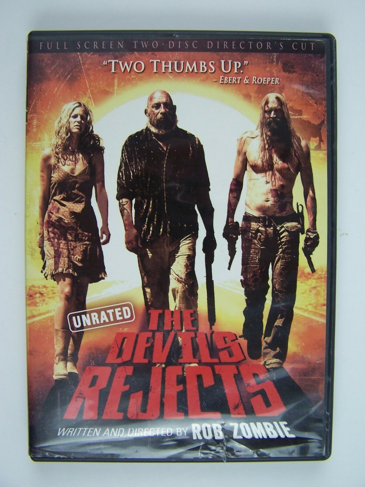 The Devil's Rejects DVD Unrated Directors Cut 2-Disc Ed