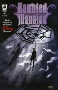 Haunted Mansion 6 VF Drew Rausch Andy Price My Little Pony Walt Disney SLG HTF