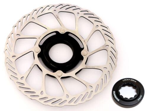 Sram Avid G3CL 160mm CenterLock Disc Brake Rotor w// SM-RT98 Lockring