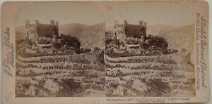 Faulkenberg Reno Germania Foto Stereo Vintage Albumina