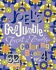 Joel's Geojumble Twist & Tumble Coloring Book, No.4 by Joel David Waldrep (Paperback / softback, 2012)