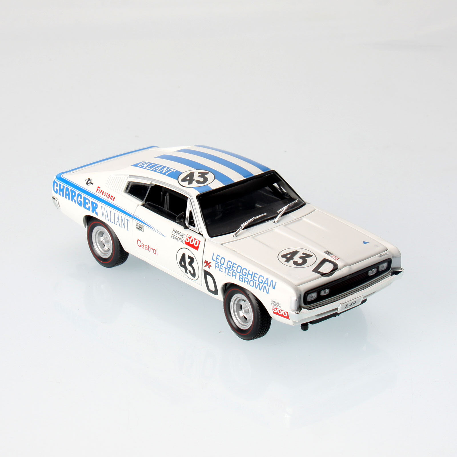 1971 Valiant Charger R T E49 1 32 Scale Aussie Classic Diecast Model Hobby Car