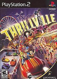 Thrillville (Sony PlayStation 2, 2006) PS2 Disc Only