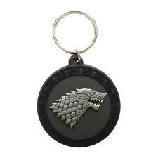 Game Of Thrones Keyring Key Chain Stark