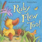 Ruby Flew Too! by Jonathan Emmett (Paperback, 2005)