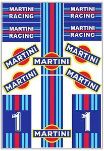 Set-12-Vinile-Adesivi-Martini-Racing-Lancia-Delta-Vinyl-Stickers-Auto-Moto-Casco