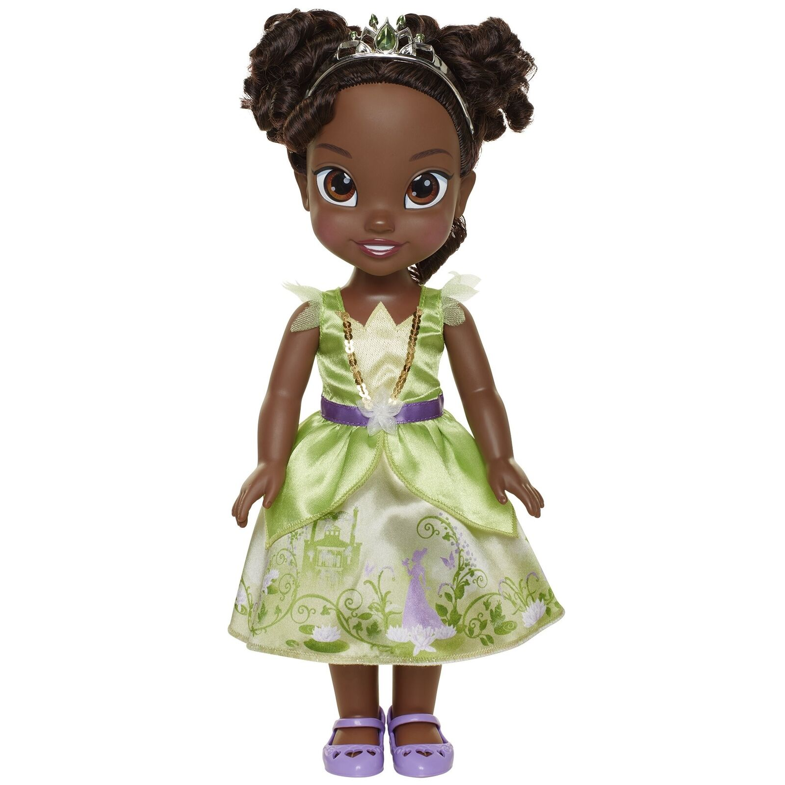 Tiana My First Toddler Doll