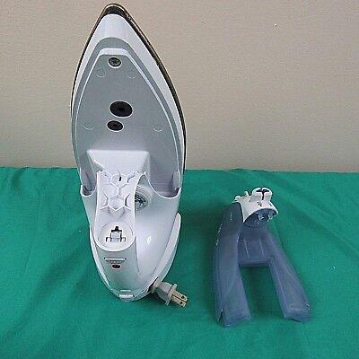 Symbool Van Het Merk Rowenta Germany Professional Stainless Steel Iron Anti-drip Self Clean De-480b