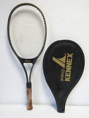 Onesto Racchetta Da Tennis Pro Kennex - Vintage Anni 70/80