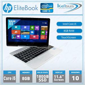 HP-Elitebook-Revolve-810-G3-Intel-Core-i5-5th-Gen-8GB-DDR3-180GB-SSD-Touchscreen
