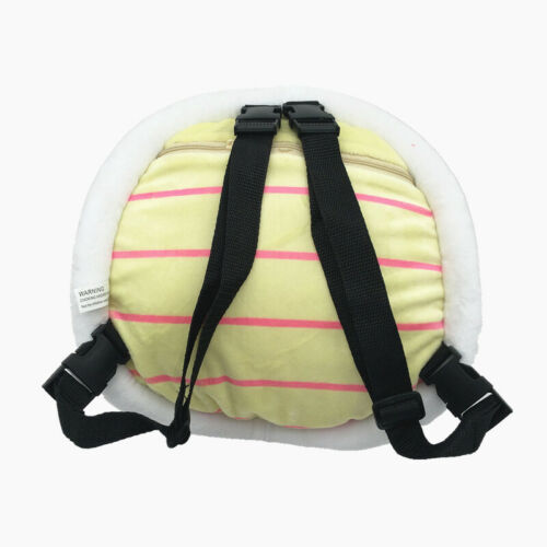 Super Mario Bros Cute Koopa Troopa Plush Backpack Turtle Shell Bag gifts for kid